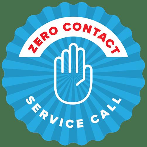 Zero Contact Service Call